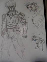 New Zero sketches...