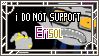 Anti erisol stamp by eggradar