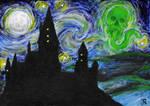 Hogwarts, a dark and starry...