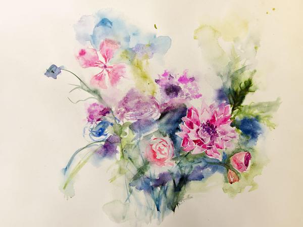 Bouquet by vogesen