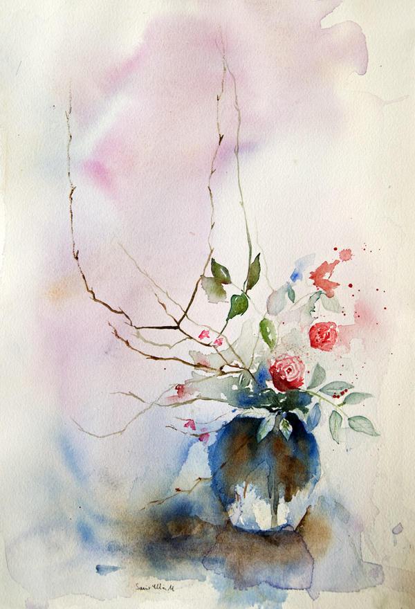 Ikebana by vogesen