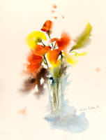 Flowers by vogesen