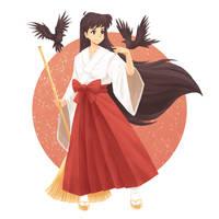 Rei by yue-li-art