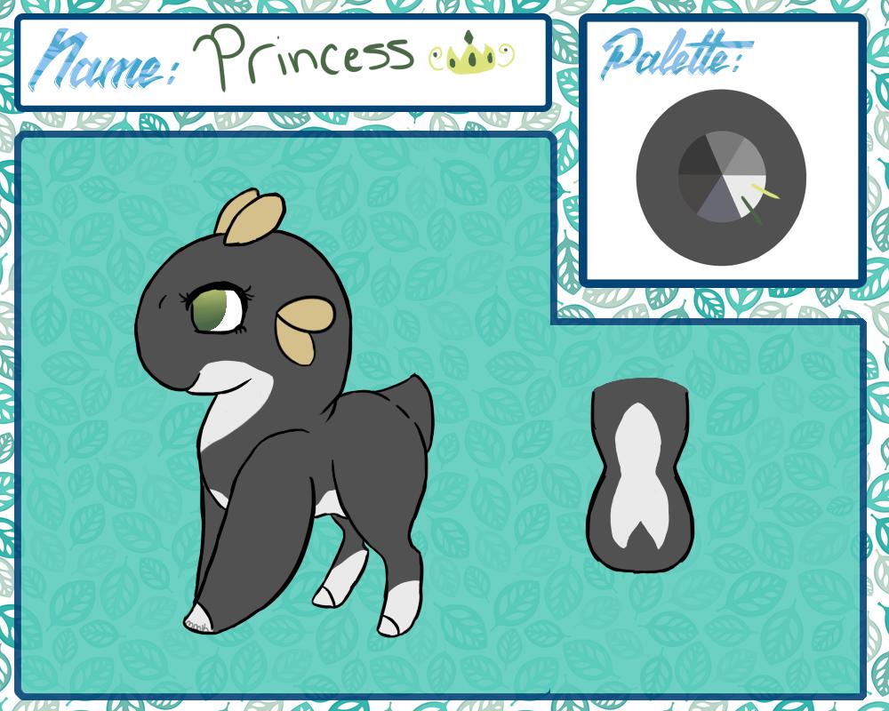 [DEVIDAE] Princess by Merciless-Killer