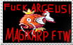 Magikarp Rules Stamp by CommanderMarky