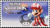 Mario (Amerika) Smash Stamp by TheTrueMarkyboy