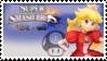 Peach (Red) Smash 4 Stamp by CommanderMarky