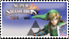Link (Classic) Smash 4 Stamp by CaptnColourman
