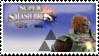 Ganondorf (Green) Smash 4 Stamp by TheTrueMarkyboy