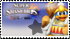 King Dedede (Classic) Smash 4 Stamp by TheTrueMarkyboy