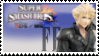 Cloud (Advent Classic) Smash 4 Stamp by TheRealMarkyboy