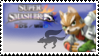 Fox (Classic) Smash 4 Stamp by TheRealMarkyboy