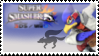 Falco (Classic) Smash 4 Stamp by TheTrueMarkyboy