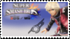 Shulk (Classic) Smash 4 Stamp by TheRealMarkyboy