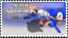 Sonic (Classic) Smash 4 Stamp by DonkeyKongsDab