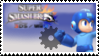 Mega Man (Classic) Smash 4 Stamp by TheRealMarkyboy