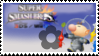 Olimar (Grey) Smash 4 Stamp by DonkeyKongsDab