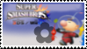 Olimar (Red) Smash 4 Stamp by DonkeyKongsDab