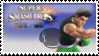 Little Mac (Classic) Smash 4 Stamp by DonkeyKongsDab