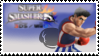 Little Mac (Navy) Smash 4 Stamp by DonkeyKongsDab