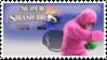 Little Mac (Pink) Smash 4 Stamp by TheTrueMarkyboy