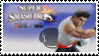 Little Mac (White) Smash 4 Stamp by DonkeyKongsDab