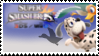Duck Hunt (Dalmatina Skin) Smash 4 Stamp by TheTrueMarkyboy