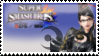 Bayonetta (Classic Original) Smash 4 Stamp by TheRealMarkyboy