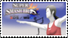 Wii Fit Trainer (Female Red) Smash 4 Stamp by TheRealMarkyboy