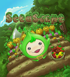 Seedscape - Cover by Pieterator