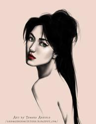 Asian Beauty by MyBonsaiPatroclo