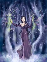 The return of Persephone by MyBonsaiPatroclo