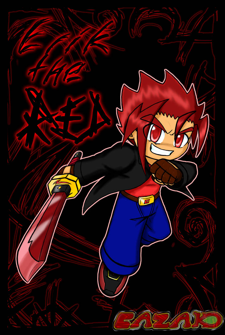 Erik the Red -chibi-