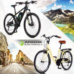 Apache Electric Bicycles