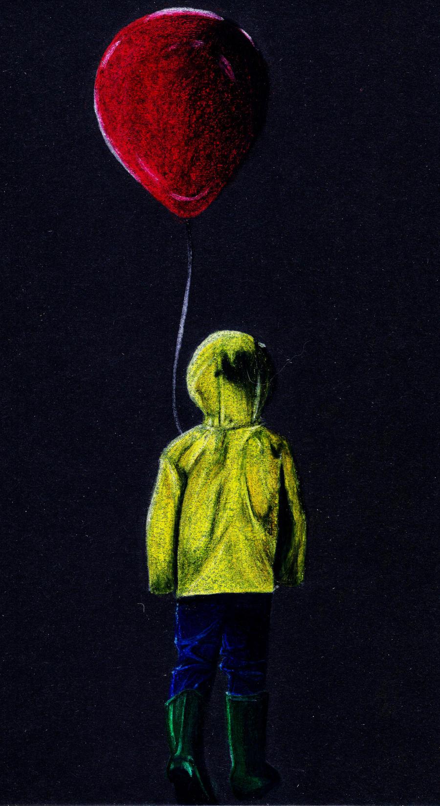 Let's float, Georgie