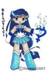 Symbol Series - Chibi Mercury by nemuii
