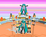 MMD - Pyramid