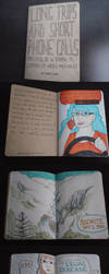 Sketchbook Project 2012 by StarvingArtistKei