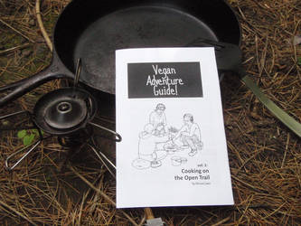 Vegan Adventure Guide! by StarvingArtistKei