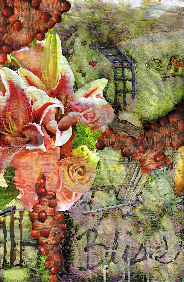 Garden Bliss by StarvingArtistKei