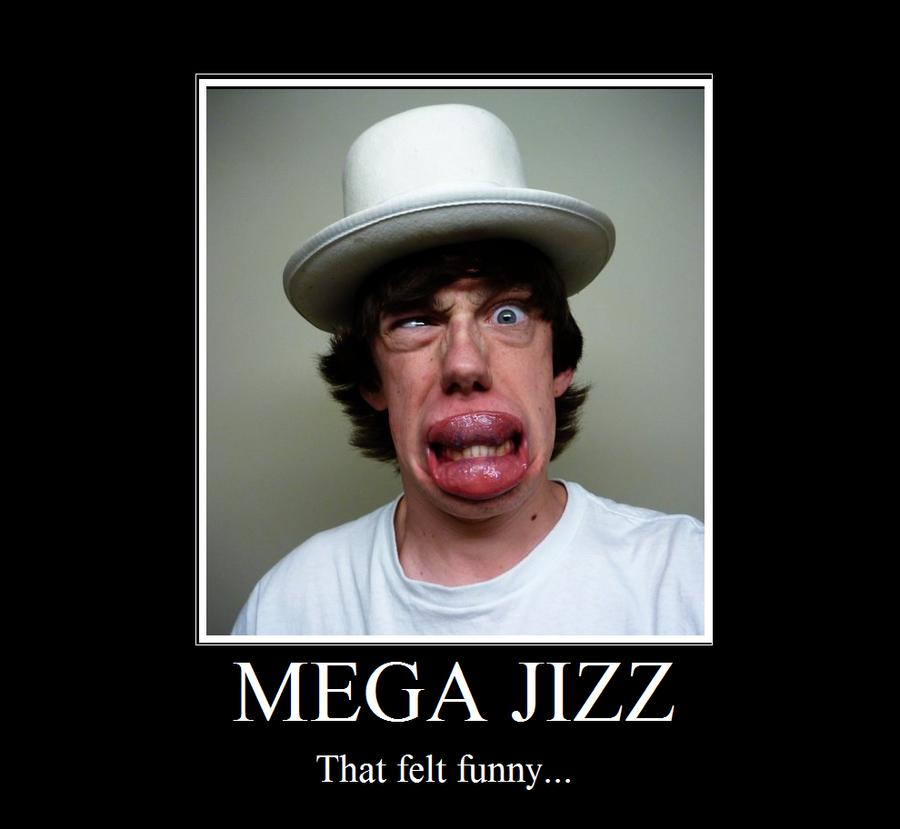 Mega Jizz by AvengedFiction