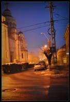 Aiud street