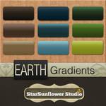 Photoshop Gradients - Earth 1