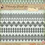 French Borders Brushes 1