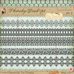 French Borders Brushes 2
