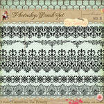 French Borders Brushes 3