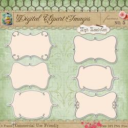 Journal Tags - Label Frames 5