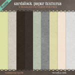 Free CU4CU Cardstock Paper Patterns