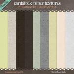 Free CU4CU Cardstock Paper Patterns