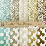 Damask Dots Paper Textures 3